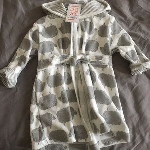 Carter's Terry Cloth baby robe